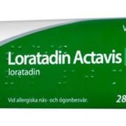 Loratadin Actavis, tablett, 10 mg, 28 st