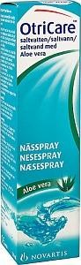 OtriCare Aloe Vera, nässpray med saltvatten, 50 ml