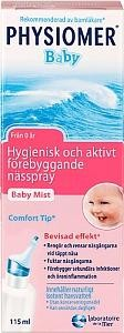 Physiomer Baby Comfort Mist, 115 ml