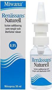 Renässans Naturell nässpray, 30 ml